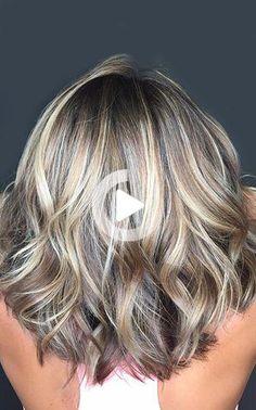 18 Shades of Hair Colorful Hair Show ♀ Easy Hairstyles For Medium Hair, Hair Shows, Colorful Hair, Hair Color, Shades, Hair Styles, Fashion, Hair Plait Styles, Moda