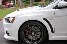 **The Official Wicked White Thread** - Page 13 - EvoXForums.com - Mitsubishi Lancer Evolution X Forums