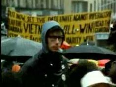 John lennon sings give peace a chance at the montreal bed in .