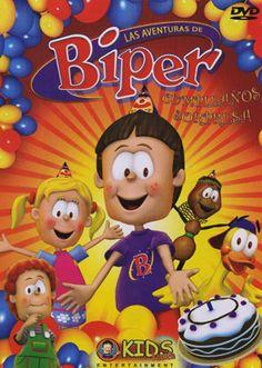 Audiolibro: Biper y sus Amigos. Historias para Niños, Aventuras narradas en audio