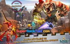 50 Best Lords Mobile Hack and Cheats Generator images in 2018   Hack
