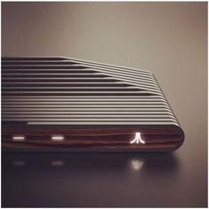Atari a annoncé ce jour la date d'ouverture des précommandes des AtariBox. Il prévient tout de suite: Il n'y en aura pas pour tout le monde Id Design, Smart Design, Date, Image Boards, Industrial Design, Atari, Packaging Design, Cool Designs, Portable Desk