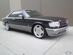 1984 Mercedes-Benz 500SEC C126