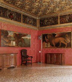 Venezia - Palazzo Ducale - Sala Grimani