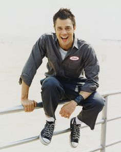 Johnny Knoxville... My FAVORITE Jackass!!