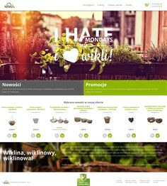 new ecommerce store - XSpan eCommerce based - more info @ https://www.design-pro.com.pl/wikli-pl,241.html  http://www.wikli.pl/