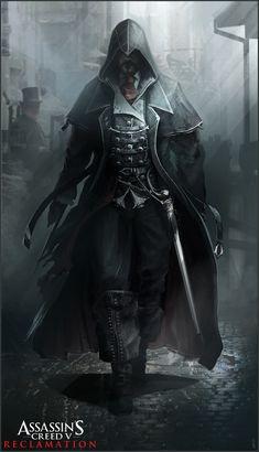 Assassin's Creed V Reclamation: Dante, Dave Paget on ArtStation at http://www.artstation.com/artwork/assassin-s-creed-v-reclamation-dante