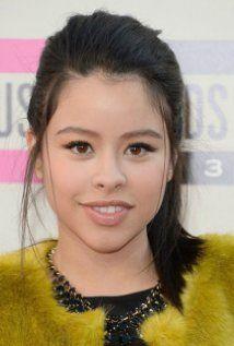Cierra Ramirez was born on March 9th, 1995 in Houston, Texas, USA - IMDb  http://www.imdb.com/name/nm2028116/