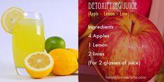 Detoxifying Juice