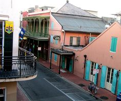 French Quarter - New Orleans - 2007.