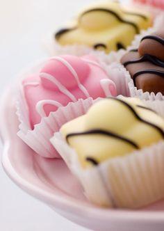 Photo about Close up of Fondant Fancy Cakes. Image of icing, french, dessert - 5860328 Fancy Cakes, Mini Cakes, Cupcake Cakes, Cupcakes, British Bake Off, British Baking, Chocolates, Sweet Recipes, Cake Recipes