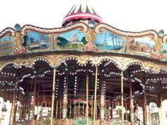 Fair ride in Paris