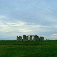 UK Stonehenge #landscape #daytrip