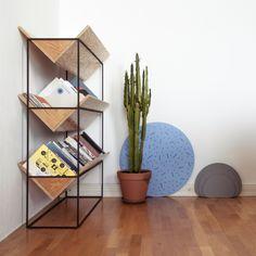 27 Ideas for music player design record shelf Decor, Furniture, Shelves, Interior, Home Decor, House Interior, Interior Design, Furniture Design, Shelving