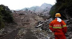 60 Missing After Landslide in Shaanxi Province