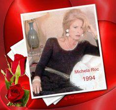 ÍDOLOS DE FOTONOVELAS : MICHELA ROC