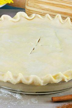 Grandma's No Fail Pie Crust Recipe