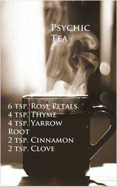 Psychic Tea Brew