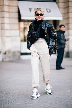 The Best of Paris Street Style FW18