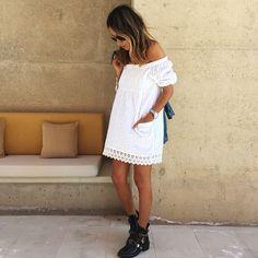Tularosa Quinn Smocked Dress from REVOLVEclothing #REVOLVEme