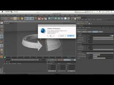 Arrows in Cinema 4D - YouTube