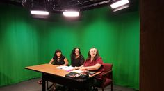 - - 'The Senior Chat Hour' Hosted by Jo-Ann Schmitt - With Coni Dubois & Veronica Hawkins - taken just before the show started My Father, Veronica, Roots, Native American, Ann, About Me Blog, Life, Native Americans
