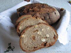 Feigen-Haselnuss-Brot