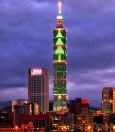 Taipei 101, Taiwán