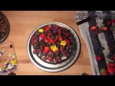 Den vildeste chokolade dumle brownie kage! - Det Glade Køkken