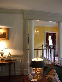 West Sitting Room, Poplar Grove, Virginia