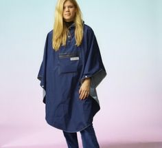 The People's Poncho, rainwear for urban commuters | A CycleFox Partner