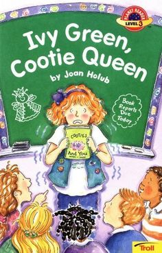 Ivy Green, Cootie Queen (Planet Reader, Level 3) by Joan Holub, http://www.amazon.com/dp/0816745226/ref=cm_sw_r_pi_dp_24-nqb09M36TX