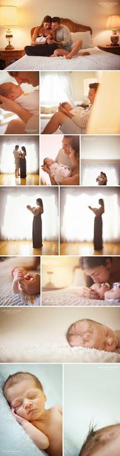 Lifestyle - Fotografia de recém-nascido