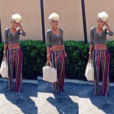 love this girls style --> jai_nice