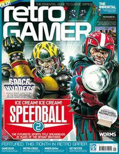 Retro Gamer Magazine Speedball The Immortal Issue 41 RG September 2007