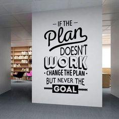 Corporate Office supplies kantoor muur kunst Office #Kalligrafie #Muur #Kantoorinrichting