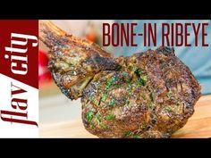 How To Cook Ribeye Steak - Easy Steak Recipe - YouTube