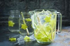 Flavored Water - Rezepte | fooby.ch Vegan, Drinks, Cooking, Healthy, Water, Recipes, Food, Fitness, Non Alcoholic Beverages