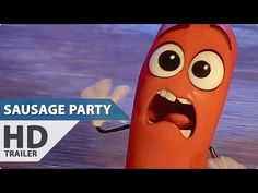 Movie Trailers   #2016 #bbq #brutal #film #funny #hd trailer #killing food #movie #official trailer #Sausage Party #Sausage Party Trailer #Sausage Party Trailer 2016 #trailer