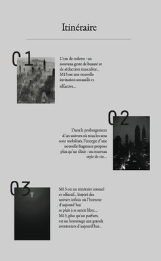 M13; MoodBoard/Packaging/Dossier de Presse by Margaux Vidrequin, via Behance