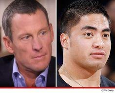 Lance Armstrong vs. Manti Te'o: Who'd You Rather?
