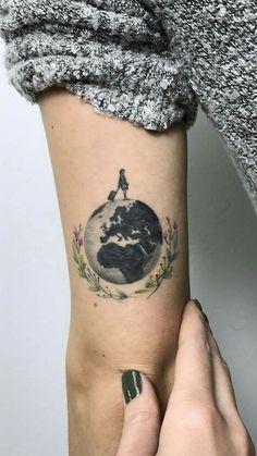 it will be my new tattoo #world #travel #tattoo