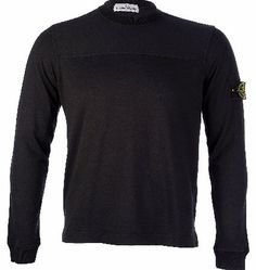 Stone Island Sleeve Badge Sweatshirt Black Stone Island Sleeve Badge Sweatshirt Black is a casual sweat with a simple crew neck and cuffs sleeves and a hemline with the iconic Stone Island badge on the sleeve is removable the front features a  http://www.comparestoreprices.co.uk/designer-sweatshirts/stone-island-sleeve-badge-sweatshirt-black.asp
