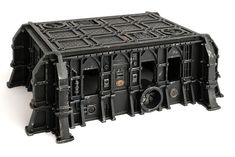 Showcase: Sector Fronteris Ryza Pattern Bunker / Building - Tale of Painters 40k Terrain, Wargaming Terrain, Fantasy Miniatures, Warhammer 40000, Craft Materials, Bunker, Decoration, Scenery, Painters