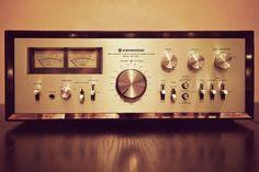 Vintage Kenwood KA 9100