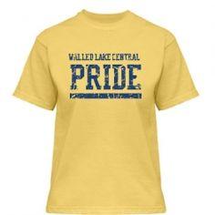 Walled Lake Central High School - Walled Lake, MI | Women's T-Shirts Start at $20.97