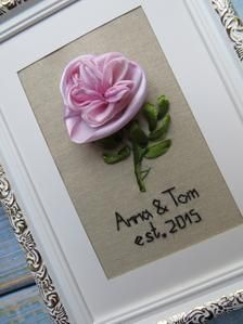 4th Wedding Anniversary Gift For Him Her Linen Anniversary Gift