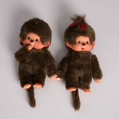 Monchhichi Dolls | 35 Awesome Toys Every '80s Girl Wanted For Christmas