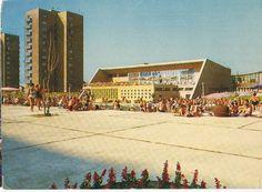 Bratislava v socializme Bratislava, Prefab, Nostalgia, Louvre, Street View, Building, Pictures, Travel, Dolphins
