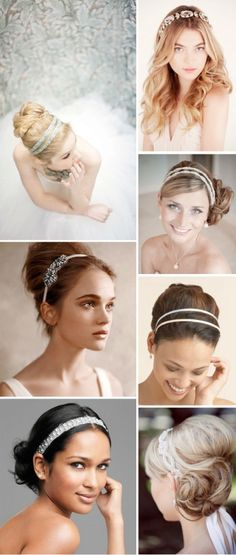 Ins and Outs of Wedding Hairstyles. Pin now, read later =D